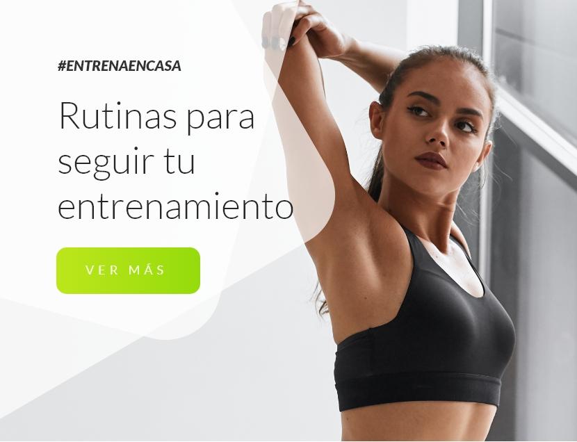 RUTINAS DE EJERCICIOS MOBILE