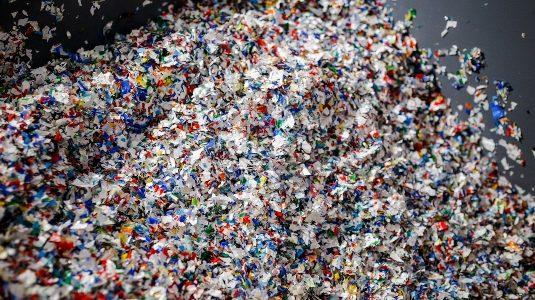 recicladora de plástico