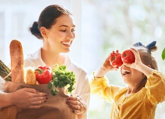 hábitos de vida saludable para niños