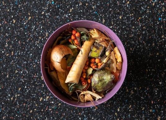 porcentaje de pérdida de alimentos