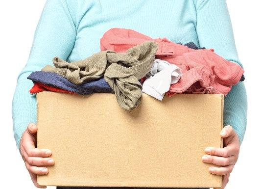 ropa reciclable